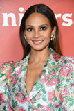 Alesha Dixon Photo - 11 January 2020 - Pasadena California - Alesha Dixon NBCUniversal Winter Press Tour 2020 held at Langham Huntington Hotel Photo Credit Birdie ThompsonAdMedia