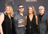 Heather Kadin Photo - 19 September 2017 - Hollywood California - Gretchen J Berg Aaron Harberts Heather Kadin and Alex Kurtzman Star Trek Discovery Premiere held at the ArcLight Cinerama Done in Hollywood Photo Credit AdMedia