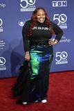 Tasha Cobbs Photo - 15 October 2019 - Nashville Tennessee - Tasha Cobb 50th Annual GMA Dove Awards held at Lipscomb University Photo Credit Dara-Michelle FarrAdMedia
