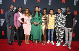 Aunjanue Ellis Photo - 11 August 2019 - Los Angeles California - Kris Bowers Jharrel Jerome Niecy Nash Ava DuVernay Marsha Stephanie Blake Asante Blackk Aunjanue Ellis Ethan Herisse When They See Us for your consideration Los Angeles 2019 - Day 1 held at Paramount Theatre Photo Credit FSadouAdMedia