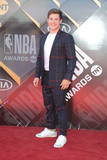 Adam DeVine Photo - 25 June 2018 - Santa Monica California - Adam DeVine 2018 NBA Awards held at Barker Hangar Photo Credit PMAAdMedia