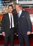 Jeff Bridges Photo - 08 October 2017 - Los Angeles California - Taylor Kitsch and Jeff Bridges Only The Brave Premiere held at the Regency Village Theatre in Los Angeles Photo Credit AdMedia