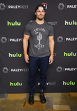 Amel Photo - 18 March 2017 - Hollywood California - Stephen Amell The Paley Center For Medias 34th Annual PaleyFest Los Angeles - The CW Heroes  Aliens held at Dolby Theatre Photo Credit AdMedia