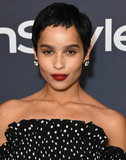 Zoe Kravitz Photo - 05 January 2020 - Beverly Hills California - Zoe Kravitz 21st Annual InStyle and Warner Bros Golden Globes After Party held at Beverly Hilton Hotel Photo Credit Birdie ThompsonAdMedia