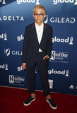 JJ Totah Photo - 13 April 2018 - Beverly Hills California - JJ Totah 29th Annual GLAAD Media Awards at The Beverly Hilton Hotel Photo Credit F SadouAdMedia