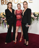 Amber Valletta Photo - 15 November 2019 - Hollywood California - Romee Strijd Elsa Hosk Amber Valletta 3rd Annual REVOLVEawards 2019 held at Goya Studios Photo Credit Birdie ThompsonAdMedia