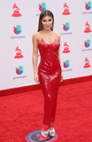 Aleska Catellano Photo - 16 November 2017 - Las Vegas NV -  Aleska Catellano  2017 Latin Grammy arrivals at MGM Grand Garden Arena Photo Credit MJTAdMedia