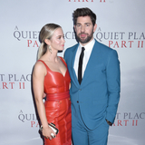 Emily Blunt Photo - 08 March 2020 - New York New York - Emily Blunt and John Krasinski at the World Premiere of A QUIET PLACE PART II in the Rose Theater at Jazz at Lincoln Center Frederick P Rose Hall Photo Credit LJ FotosAdMedia