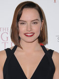 The Eagles Photo - 17 October 2016 - Los Angeles California Daisy Ridley Premiere Of Sony Pictures Classics The Eagle Huntress held at Pacific Theaters at The Grove Photo Credit Birdie ThompsonAdMedia