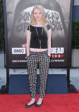 Addy Miller Photo - 28 June 2016 - Universal City Addy Miller Arrivals for The Walking Dead Permanent Daytime Attraction Press Event held at Universal Studios Hollywood Photo Credit Birdie ThompsonAdMedia
