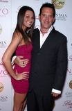 Anthony Cools Photo - 18 March 2011 - Las Vegas Nevada - Anthony Cools and Guest Eva Longoria celebrates birthday with NUVO at Beso Steakhouse and Eve Nightclub in Crystals at CityCenter Photo MJTAdMedia
