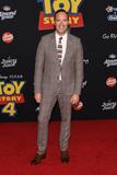 Tony Hale Photo - 12 June 2019 - Hollywood California - Tony Hale Toy Story 4 Disney and Pixar Los Angeles Premiere held at El Capitan Theatre Photo Credit Billy BennightAdMedia