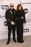 Andrew Dice Clay Photo - 27 January 2019 - Los Angeles California - Andrew Dice Clay Eleanor Kerrigan 25th Annual Screen Actors Guild Awards held at The Shrine Auditorium Photo Credit Faye SadouAdMedia