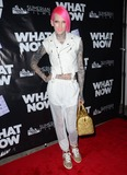 Jeffree Star Photo - 10 March 2015 - Los Angeles California - Jeffree Star  Arrivals for the Los Angeles premiere of What Now held at Laemmle Music Hall Photo Credit Birdie ThompsonAdMedia