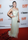 Alix Angelis Photo - 08 September 2016 - Toronto Ontario Canada - Alix Angelis The Magnificent Seven Premiere during the 2016 Toronto International Film Festival held at Roy Thomson Hall Photo Credit Brent PerniacAdMedia
