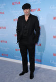 Scott Patterson Photo - 18 November 2016 - Westwood California Scott Patterson Premiere Of Netflixs Gilmore Girls A Year In The Life held at the Regency Bruin Theatre Photo Credit Birdie ThompsonAdMedia