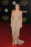G STAR Photo - 14 December 2015 - Hollywood California - Becky G Star Wars The Force Awakens Los Angeles Premiere held at multiple theaters on Hollywood Blvd Photo Credit Byron PurvisAdMedia
