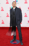 Andy Vargas Photo - 17 November 2016 - Las Vegas NV - Andy Vargas  2016 Latin Grammy arrivals at T-Mobile Arena  Photo Credit MJTAdMedia