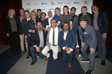 Aaron Sorkin Photo - 01 February 2018 - Beverly Hills California - Vanessa Taylor Steven Rogers Graham Moore Claudia Eller Michael H Weber Scott Neustadter Michael Green Greta Gerwig Emily V Gordon Kumail Nanjiani Guillermo Del Toro David A Goodman James Mangold Aaron Sorkin Jordan Peele and Virgil Williams 2018 Writers Guild Beyond Words Photo Credit F SadouAdMedia