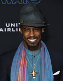 Ahmed Best Photo - 16 December 2019 - Hollywood California - Ahmed Best  Disneys Star Wars The Rise Of Skywalker Los Angeles Premiere held at Hollywood Photo Credit Birdie ThompsonAdMedia