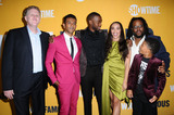 Jacob Ming-Trent Photo - 27 September  2017 - West Hollywood California - Michael Rapaport Utkarsh Ambudkar Lonnie Chavis Jay Pharoah Cleopatra Coleman Jacob Ming-Trent World premiere of Showtimes White Famous held at The Jeremy in West Hollywood Photo Credit Birdie ThompsonAdMedia