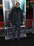 Akbar Gbajabiamila Photo - 12 March 2018 - Hollywood California - Akbar Gbajabiamila Tomb Raider Los Angeles Premiere held at TCL Chinese Theatre Photo Credit Birdie ThompsonAdMedia