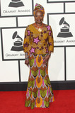 Angelique Kidjo Photo - 15 February 2016 - Los Angeles California - Angelique Kidjo 58th Annual GRAMMY Awards held at the Staples Center Photo Credit AdMedia