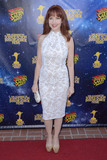 Amy Yasbeck Photo - 22 June 2016 - Burbank Amy Yasbeck Arrivals for the 42nd Annual Saturn Awards held at The Castaway Photo Credit Birdie ThompsonAdMedia