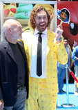 TJ Miller Photo - 23 July 2017 - Westwood California - Patrick Stewart TJ Miller The Emoji Movie World Premiere held at Regency Village Theatre Photo Credit F SadouAdMedia