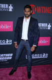 Amir Khan Photo - 26 August 2017 - Las Vegas NV -  Amir Khan  Mayweather vs McGregor pre-fight VIP Red Carpet at T-Mobile Arena Credit mjtAdMedia