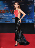 Spiderman Photo - 26 June 2019 - Hollywood California - Zendaya Spider-Man Far From Home Los Angeles Premiere held at the TCL Chinese Theater Photo Credit Birdie ThompsonAdMedia