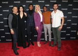 Arlen Escarpeta Photo - 15 January 2018 - Pasadena California -  Joseph Julian Soria Katrina Law Cory Hardrict Elisabeth Rohm Arlen Escarpeta Ryan Kwanten The Oath Photo Opp with the cast of Crackles new drama series at The Winter TCA Photo Credit F SadouAdMedia
