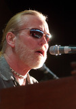 Allman Brothers Band Photo - 27 May 2017 - Gregg Allman the founding member of the Allman Brothers Band who overcame family tragedy drug addiction and health problems to become a grizzled elder statesman for the blues music he loved has died He was 69 Allman died at his home in Savannah Georgia according to a statement posted to his official website The statement says Allman had struggled with many health issues over the past several years Allmans longtime manager and close friend said I have lost a dear friend and the world has lost a brilliant pioneer in music File Photo 16 August 2006 - Pittsburgh Pennsylvania -  Singer  keyboardist GREG ALLMAN of the ALLMAN BROTHERS BAND performs on their 2006 Tour at the Post-Gazette Pavilion Photo Credit Jason L NelsonAdMedia