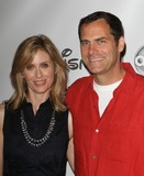Andy Buckley Photo - 7 August 2011 - Beverly Hills California - Helen Slater Andy Buckley Disney ABC Televison Groups TCA 2001 Summer Press Tour Held at the Beverly Hilton Hotel Photo Credit Kevan BrooksAdMedia