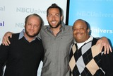Christopher Lawrence Photo - 6 January 2012 - Pasadena California - Scott Krinsky Zachary Levi and Mark Christopher Lawrence NBCUniversal Press Tour All-Star Party held at The Athenaeum Photo Credit Byron PurvisAdMedia