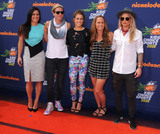 Ashlyn Harris Photo - 16 July 2015 - Westwood California - Ali Krieger Abby Wambach Kelley OHara Christie Rampone Ashlyn Harris Nickelodeon Kids Choice Sports Awards 2015 held at the UCLA Pauley Pavilion Photo Credit Byron PurvisAdMedia