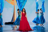 Aulil Cravalho Photo - 26 February 2017 - Hollywood California - Aulil Cravalho 89th Annual Academy Awards presented by the Academy of Motion Picture Arts and Sciences held at Hollywood  Highland Center Photo Credit AMPASAdMedia
