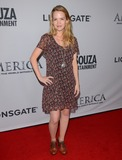 Abbie Cobb Photo - 30 June 2014 - Los Angeles California - Abbie Cobb Arrivals for the Los Angeles premiere of America held at Regal Cinemas LA Live in Los Angeles Ca Photo Credit Birdie ThompsonAdMedia
