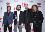 The Killers Photo - 18 September 2015 - Las Vegas NV - The Killers 2015 iHeartRadio Music Festival at the MGM Grand Garden Arena Photo Credit MJTAdMedia