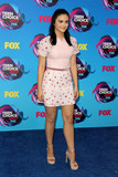 Camilla Mendes Photo - 13 August 2017 - Los Angeles California - Camilla Mendes Teen Choice Awards 2017 Arrivals held at The Galen Center in Los Angeles Photo Credit AdMedia