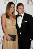 Charlie Webster Photo - 24 January 2015 - Century City California - Charlie Webster Allen Leech 26th Annual Producers Guild of America Awards - Arrivals held at the Hyatt Regency Century Plaza Photo Credit Byron PurvisAdMedia