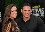 Ronnie Ortiz Magro Photo - 14 April 2013 - Culver City California - Sammi Giancola Ronnie Ortiz-Magro 2013 MTV Movie Awards - Arrivals held at Sony Pictures Studios Photo Credit Byron PurvisAdMedia