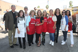 Anne-Marie Johnson Photo - 06 September 2018-  Hollywood California - Leron Gubler Kate Linder Amy Aquino Anglica Mara Erin Murphy Ellen K Angelica Vale Catherine Bach Ana Martinez Anne-Marie Johnson Hollywood Chamber Of Commerces 24th Annual Police and Firefighter appreciation Day held at LAPD Hollywood Division Photo Credit Faye SadouAdMedia