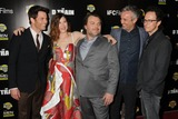 Andrew Mogel Photo - 27 April 2015 - Hollywood California - James Marsden Kathryn Hahn Jack Black Andrew Mogel Jarrad Paul D Train Los Angeles Premiere held at Arclight Cinemas Photo Credit Byron PurvisAdMedia