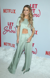 Anne Winters Photo - 4 November 2019 - Los Angeles California - Anne Winters LA Premiere Of Netflixs Let It Snow held at Pacific Theatres at The Grove Photo Credit FSAdMedia