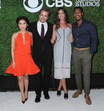 Brenda Song Photo - 02 June 2016 - Hollywood California - Brenda Song Dermot Mulroney Odette Annable Aaron Jennings Arrivals for the 4th Annual CBS Television Studios Summer Soiree held at the Palihouse Rooftop Photo Credit Birdie ThompsonAdMedia