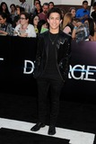 Aramis Knight Photo - 18 March 2014 - Westwood California - Aramis Knight Divergent Los Angeles Premiere held at The Regency Bruin Theatre Photo Credit Byron PurvisAdMedia
