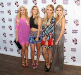 Tequila Sisters Photo - 21 August 2013 - West Hollywood California - Tequila Sisters Bobs From Skechers Summer Soiree Hosted By Brand Ambassador Brooke Burke-Charvet Held At SkyBar at the Mondrian Photo Credit Kevan BrooksAdMedia