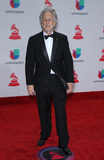 Neil Portnow Photo - 16 November 2017 - Las Vegas NV -  Neil Portnow  2017 Latin Grammy arrivals at MGM Grand Garden Arena Photo Credit MJTAdMedia