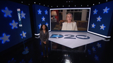 Kerri Washington Photo - In this image from the Democratic National Convention video feed former United States Secretary of State Hillary Rodham Clinton the 2016 Democratic Party nominee for President of the United States and former US Senator from New York makes remarks on the first night of the convention on Monday August 17 2020  Hosting is American actress Kerry WashingtonCredit Democratic National Convention via CNPAdMedia